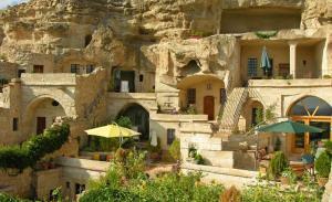 отель 4 ODA Cave House