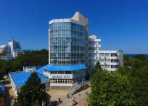 Фотография отеля Пансионат Высокий берег