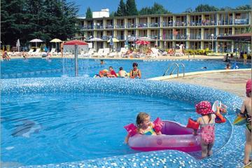 Отель Park Hotel Continental 3* Болгария, Солнечный берег