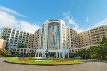 Отель Самшитовая Роща Абхазия, Пицунда