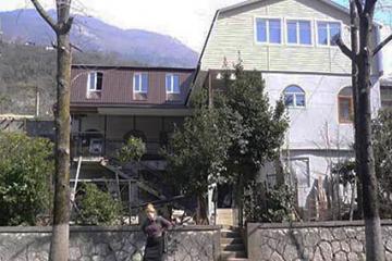 Отель Серебряный двор Абхазия, Гагры