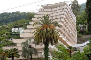 Отель Чегем Абхазия, Гагры