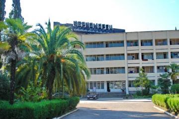 Отель Черноморец Абхазия, Гудаута