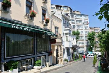 Отель Fors Турция, Стамбул