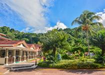 фотография отеля Berjaya Praslin Resort