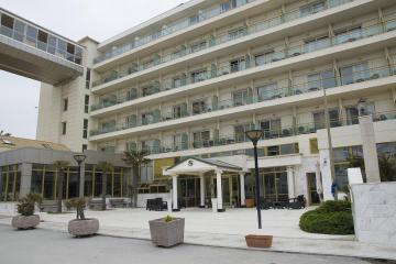 Отель Santa Beach Hotel Греция, Салоники