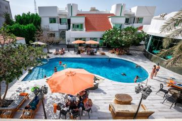 Отель Al Khalidiah Resort Villas ОАЭ, Шарджа
