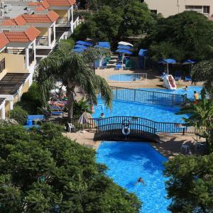 Jacaranda Hotel Apartments (3*)