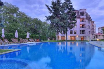 Отель Kristel Болгария, Св. Константин и Елена