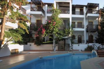 Отель Rena Apartments Греция, о. Крит