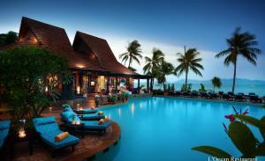отель Bo Phut Resort & SPA