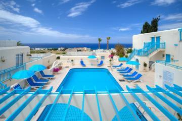Отель Sunny Hill Hotel Apartments Кипр, Пафос