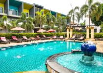 Фотография отеля Lantana Pattaya Hotel & Resort