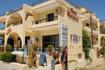 Отель Margaret Studios Греция, о. Родос