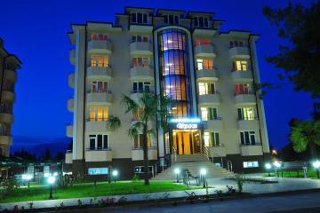 Отель Ирэн Абхазия, Пицунда