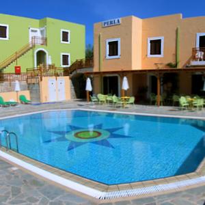 Perla Apartments (3*)