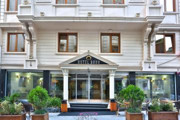 Отель Budo Турция, Стамбул