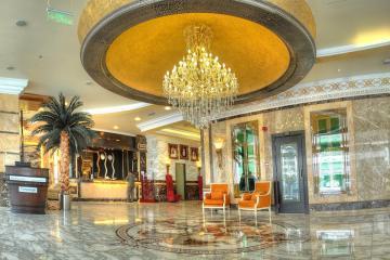 Отель Sharjah Palace ОАЭ, Шарджа