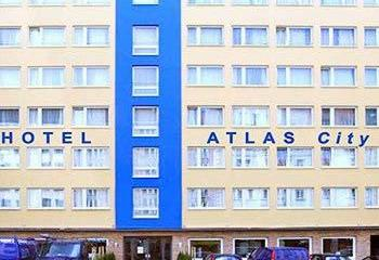 Отель Atlas City Германия, Мюнхен
