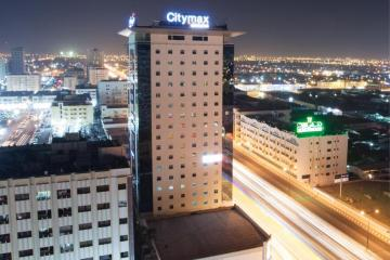 Отель Citymax Sharjah ОАЭ, Шарджа