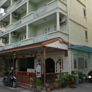 Jardin Hotel Pratumnak (3 ***)