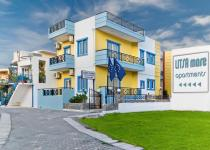 Фотография отеля Litsa Mare Apartments