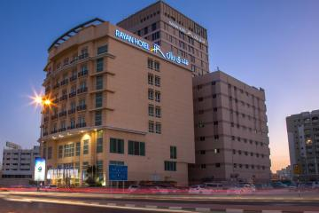 Отель Rayan Hotel Sharjah ОАЭ, Шарджа