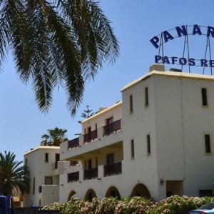 Panareti Paphos Resort (3*)