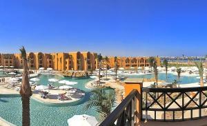 отель Stella Makadi Beach
