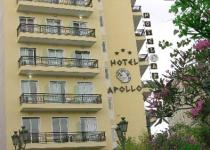 Фотография отеля Apollo Hotel Athens