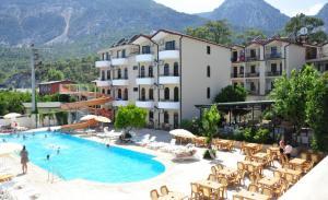 отель Acacia Resort Kemer
