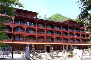 Отель Грифон Абхазия, Новый Афон