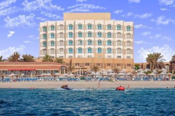 Отель Sharjah Carlton Hotel ОАЭ, Шарджа