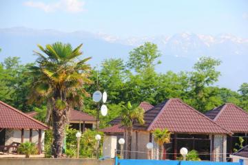 Отель Бамбора Абхазия, Гудаута