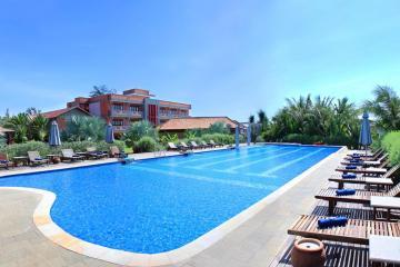 Отель Blue Shell Resort Вьетнам, Фантьет