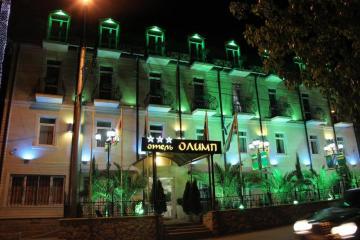 Отель Олимп Абхазия, Сухум