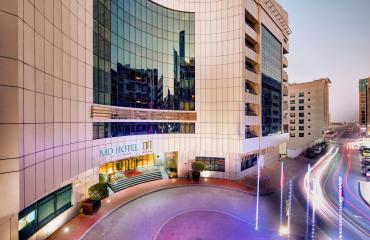 Cassells Al Barsha Hotel 4*