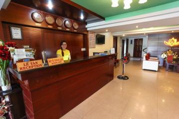 Отель Golden Lotus Вьетнам, Нячанг