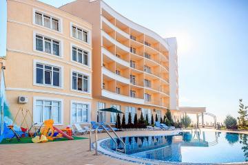 Отель Barton Park Россия, Алушта