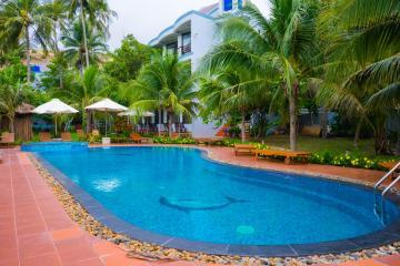 Отель Coral Sea Beach Boutique Вьетнам, Фантьет