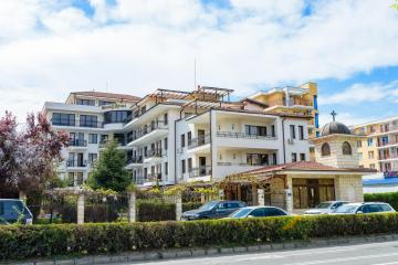 Отель Villa Maria Revas Болгария, Солнечный берег