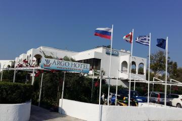 Отель Argo Hotel Греция, о. Родос