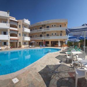 Dimitra Hotel & Apartments (3*)