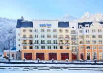 Фотография отеля Park Inn by Radisson Rosa Khutor
