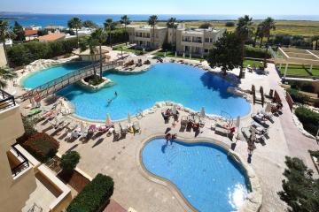 Отель Panareti Coral Bay Resort Кипр, Пафос