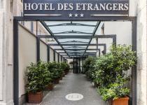 Фотография отеля Hotel des Etrangers