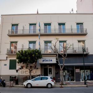 Plaza Hotel (3*)