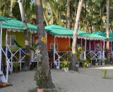 Cuba Beach Huts Palolem Beach