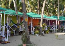 Фотография отеля Cuba Beach Huts Palolem Beach