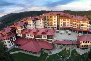 Отель Perelik Palace Болгария, Пампорово